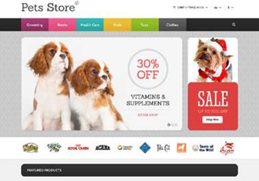 5 ideias para um site de Pet shop